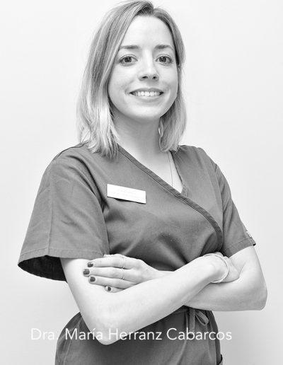 Dra. María Herranz Cabarcos_